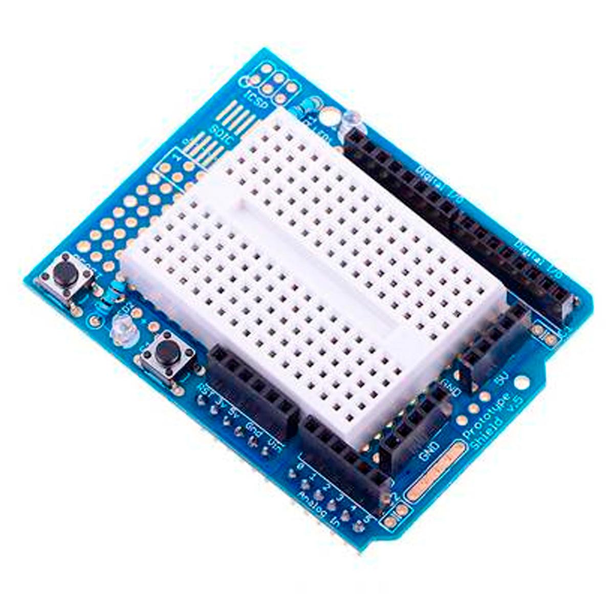 Arduino Uno Placa De Expansion Arduino Raspberry Pi