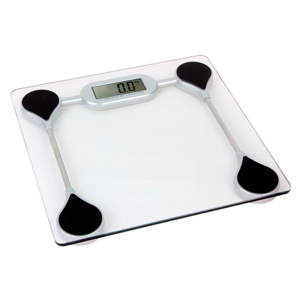 Balanza bascula digital de ba o 150kg 100g - Bascula de bano digital ...