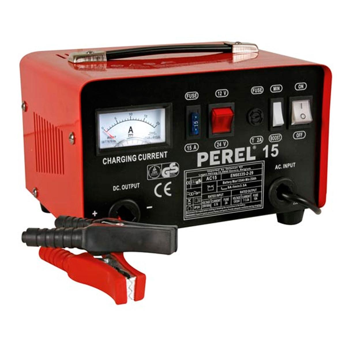 Cargador bateria de plomo acido 12 24v 9a - Cargador de baterias ...