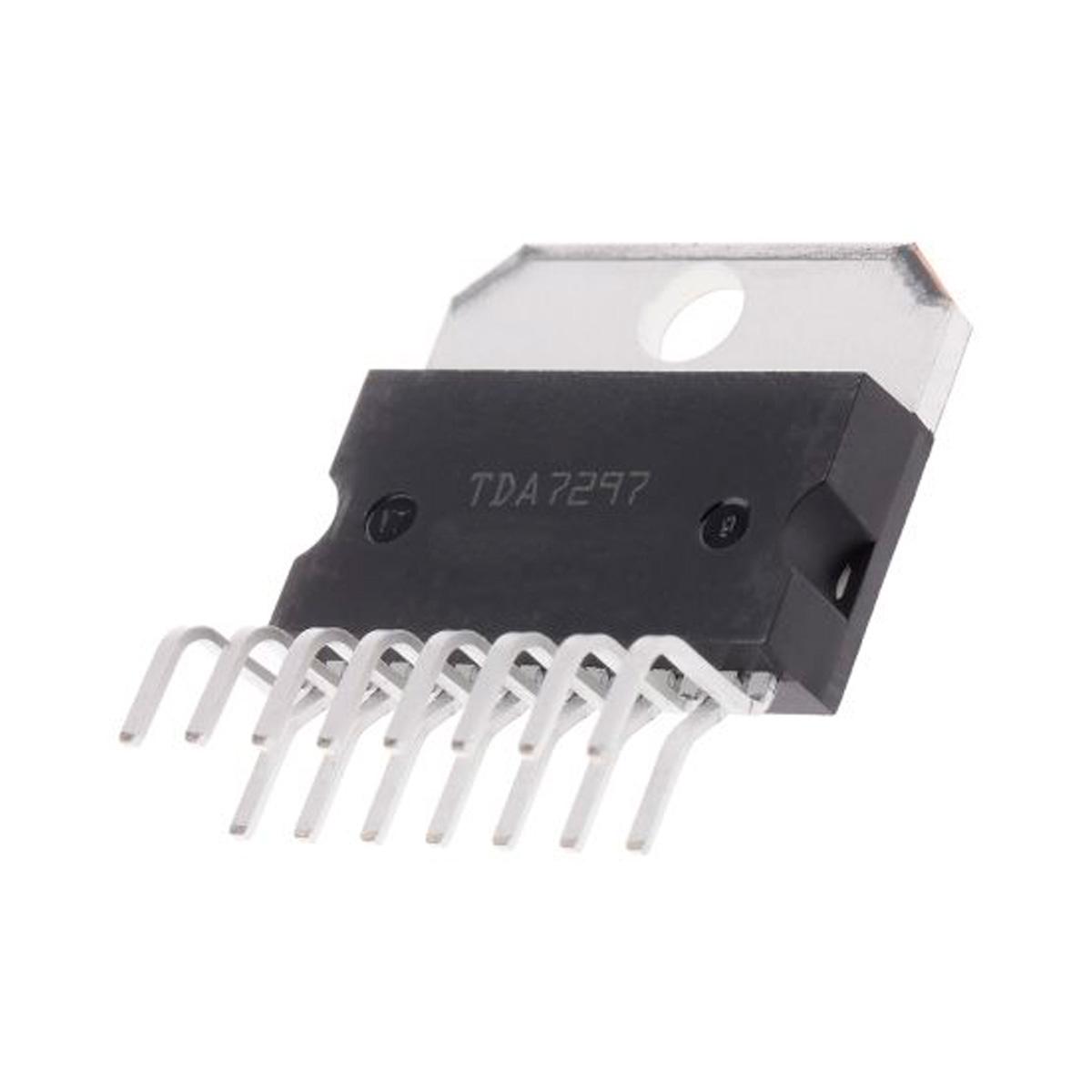 Circuito Integrado : Circuito integrado tda u e circuitos integrados u e componentes