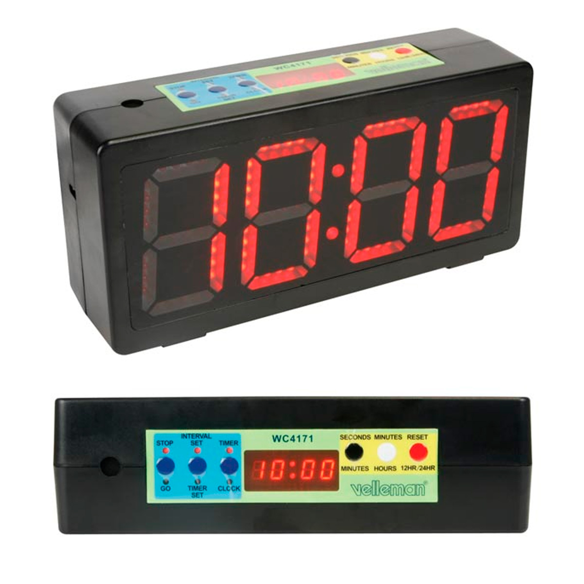 7d32493212fc Cronómetro Reloj deportivo   relojes   despertadores   hogar   oficina