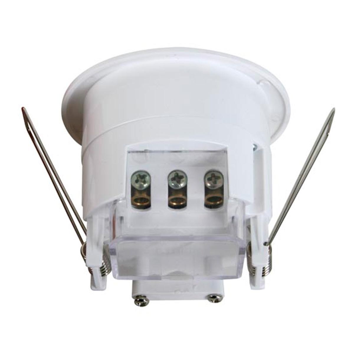Detector de movimientos pir para techo alarmas - Detector de movimiento ...