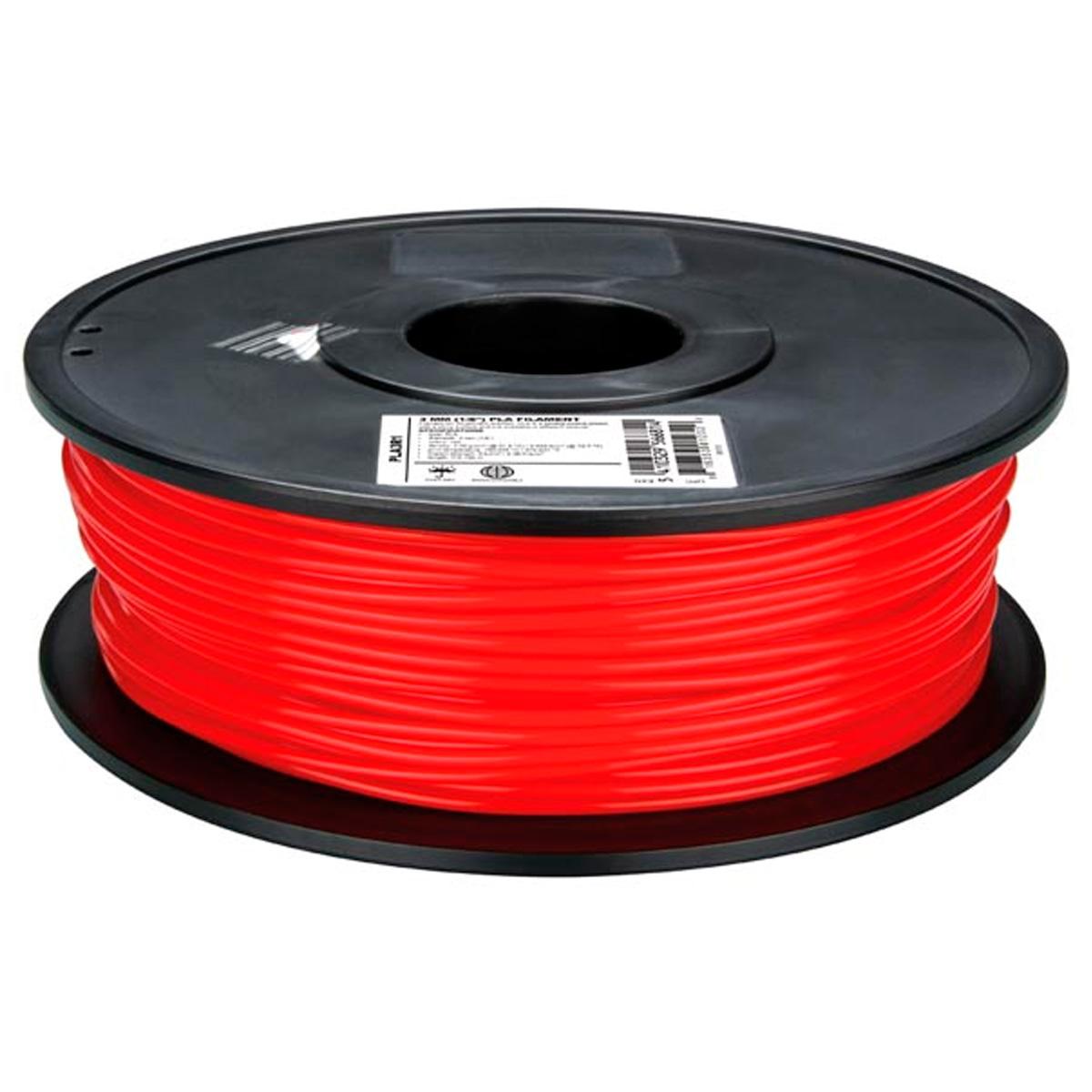 filamento pla 3mm rojo 1 kg impresora 3d impresora