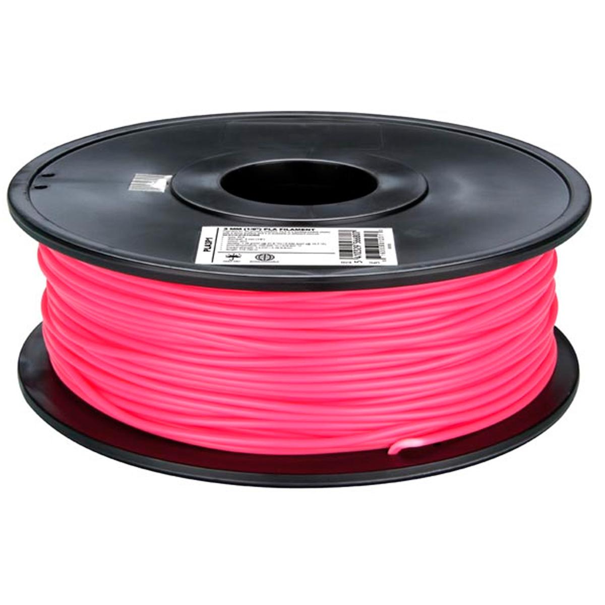 filamento pla 3mm rosa 1 kg impresora 3d impresora
