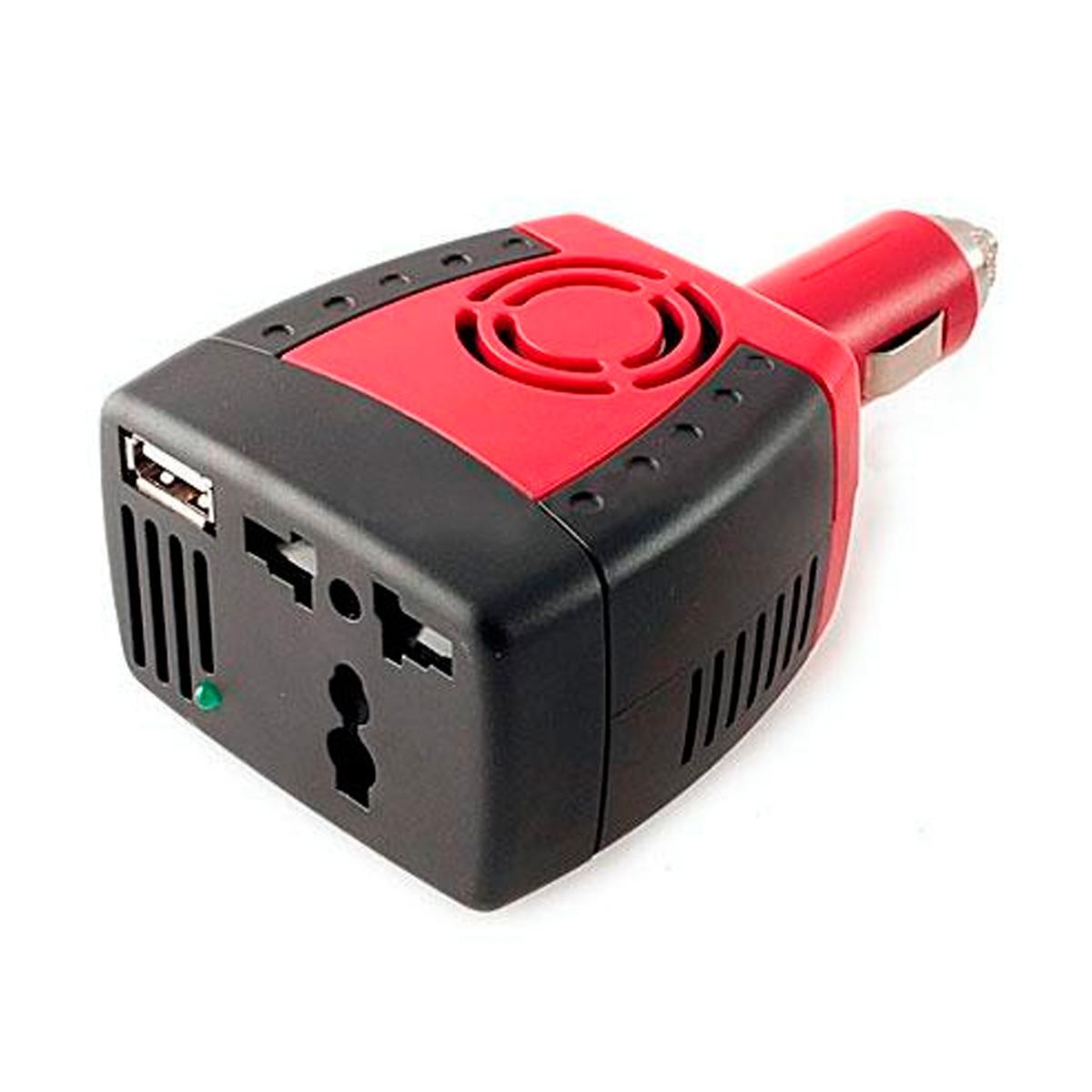 Inversor de corriente cc ca 12 220v 150w - Inversor de corriente ...