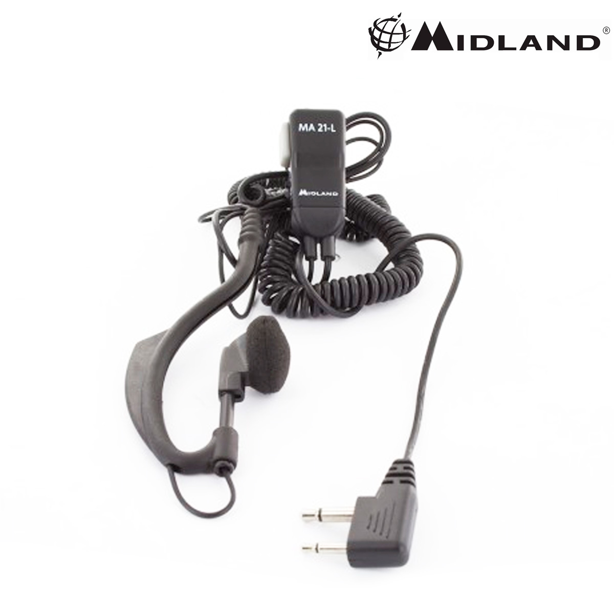 Manos libres midland ma 21li walkie talkie for Manos libres oficina