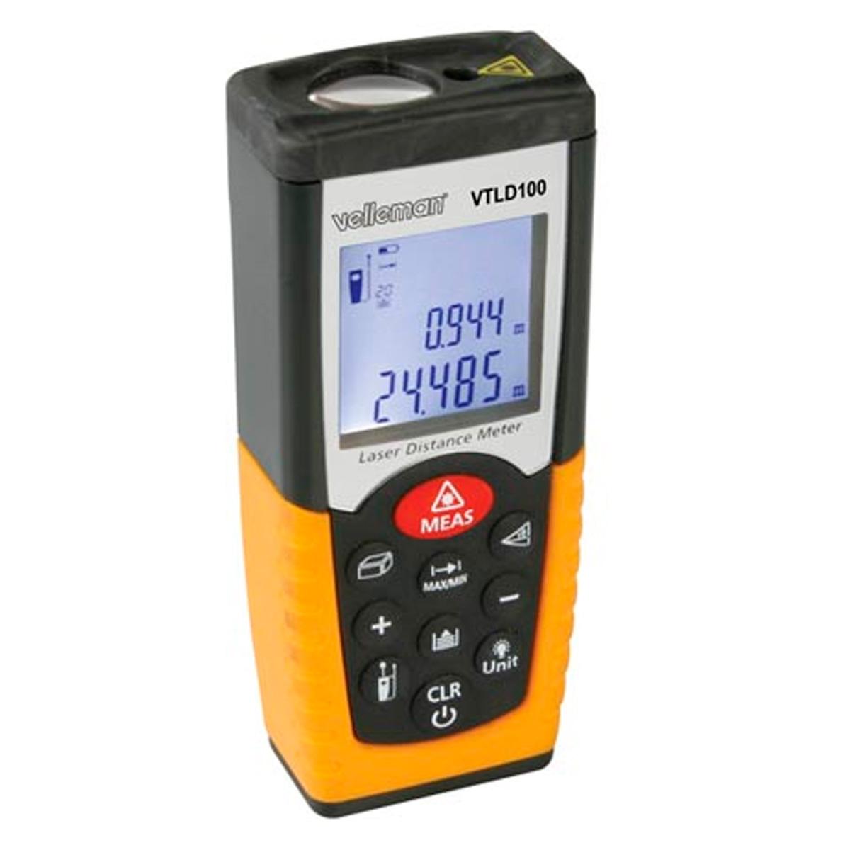 Medidor de distancia con laser de alta precision for Medidor de distancia laser