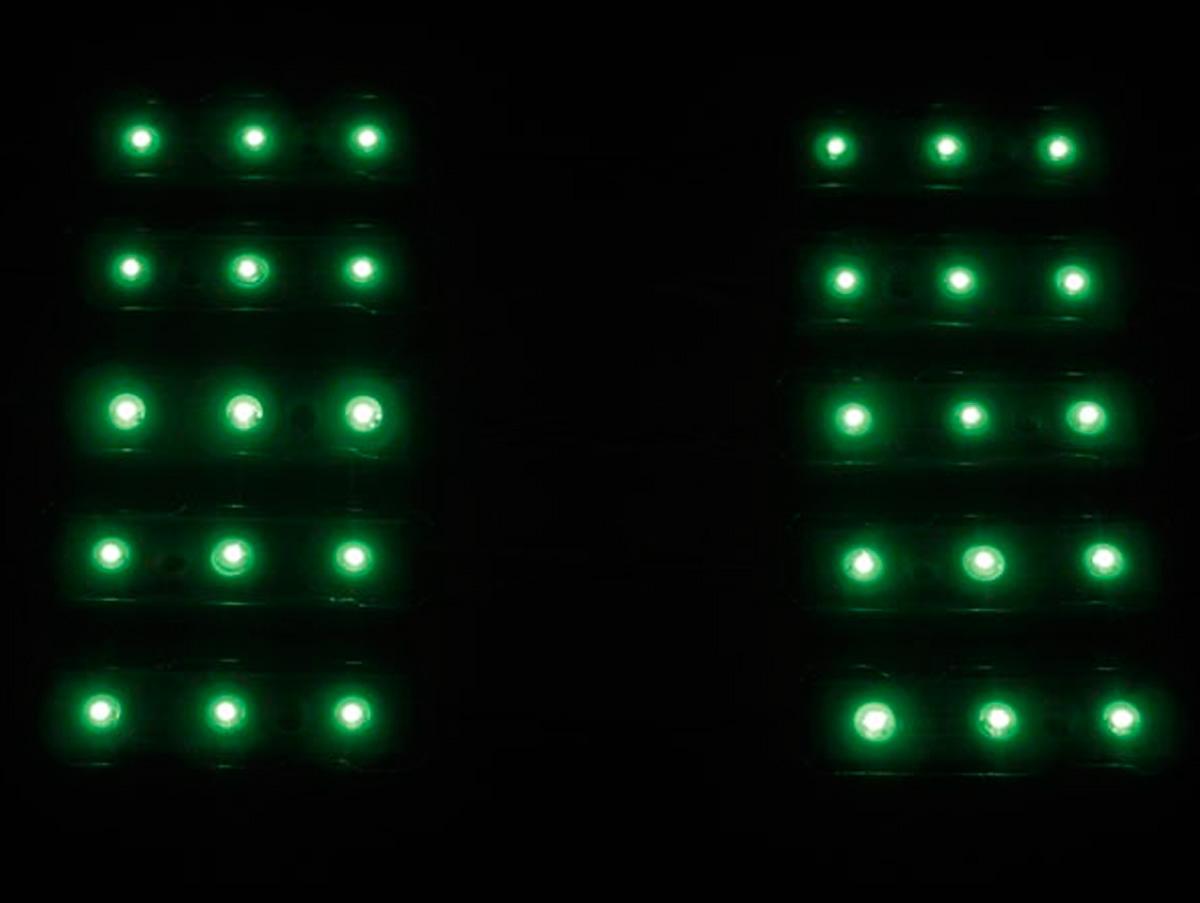Modulo iluminaci n led 12v verde iluminaci n led - Iluminacion tiras led ...
