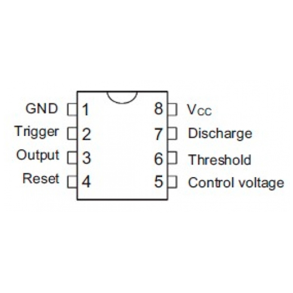 Circuito Ne555 : Amazon il manuale dell ic il più diffuso circuito timer