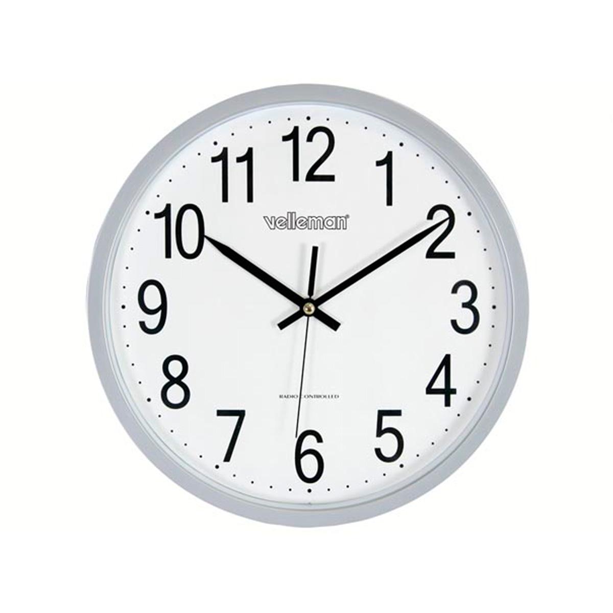 Reloj de pared dcf 30cm - Reloj pintado en la pared ...