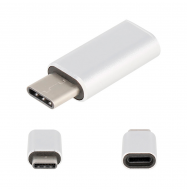 Adaptador Apple Lightning hembra /  USB-C macho