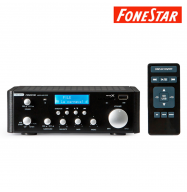Amplificador 25W RMS (USB/SD/MP3/FM) - AS-24U