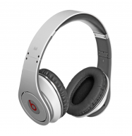 Auricular estereo Monster Beats - blanco