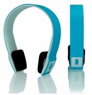 Auricular Urban bluetooth - azul / blanco