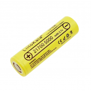 Bateria litio 26650 3.7V 5000mAh