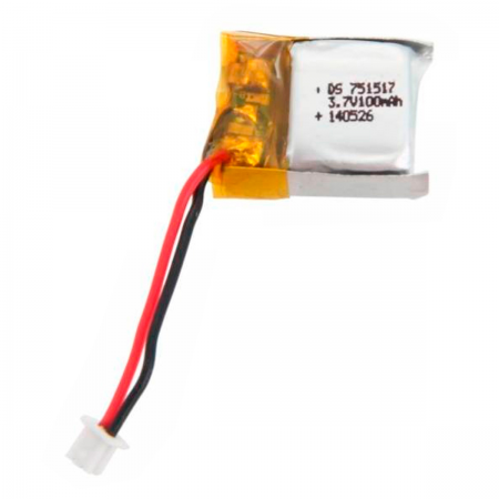 Bateria Litio 3.7V 100mAh