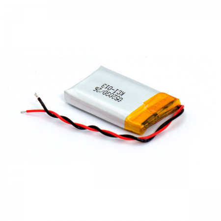 Bateria Litio 3.7V 250mAh 20x30x5mm