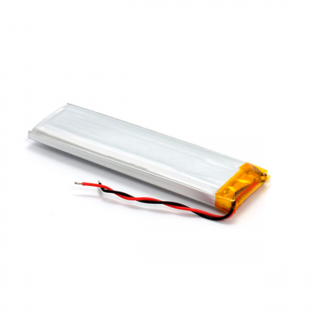 Bateria Litio 3.7V 400mAh 17x52x6mm
