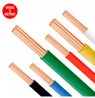 Cable multifilar 0.75mm - naranja