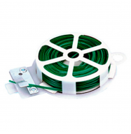 "Cable para atar ""Twist Ties"" - verde"