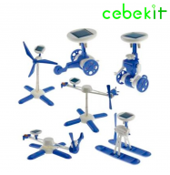 Cebek C-0111 (6x1 Solar Educational Blue kit)