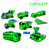 Cebek C-0114 (kit solar 6x1 de Power-Plus Junior)