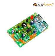 Cebek I-30 (temporizador redisparable 12V)