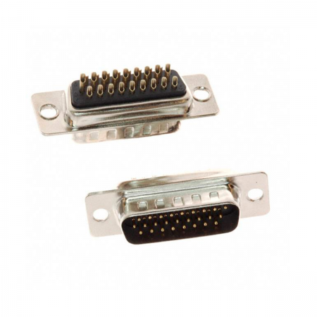 Conector DB26 macho soldable