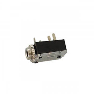 Conector Jack 3.5 hembra estereo - chasis