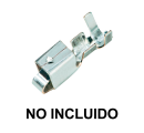 Conector JST SM 2.5mm hembra 5 PIN