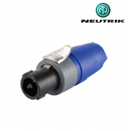 Conector Speakon 2 PIN hembra - Neutrik