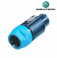 Conector Speakon 8 PIN hembra - Neutrik