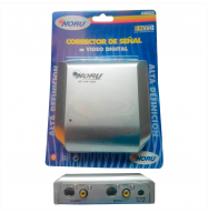 Corrector de señal de video digital