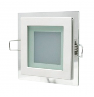 Downlight cuadrado LED 18W 6000K (SEL-DN018W)