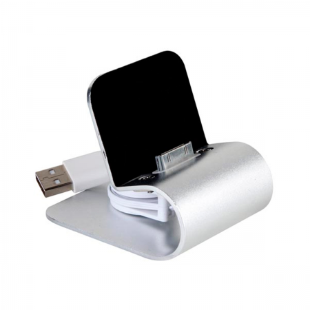 Estación de carga USB para iPhone & iPod