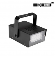 Estroboscopio LED 10W - blanco - a pilas
