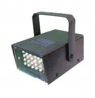 Estroboscopio LED 5W - color verde
