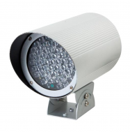 Foco IR 60 LEDs 850nm 45º