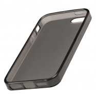 Funda de gel para iPhone 6/6s en negro
