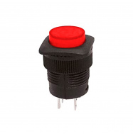 Interruptor chasis OFF/ON - LED rojo