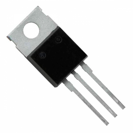 Transistor IRF520 Canal N 100V 9.7A