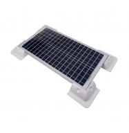 Kit de montaje para panel solar - ABS