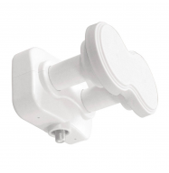 LNB Monobloque single de 4.3° y 0.2 dB