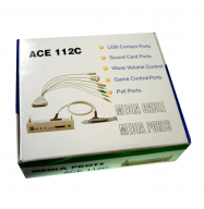 Panel Frontal ACE 112C