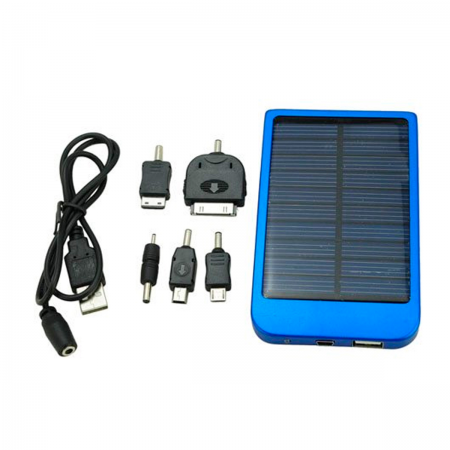 Power bank 2600mah - Solar (Plata) P1100F