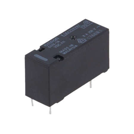 Rele 6VDC 8A 1C(OMRON G6RN-1A-6)
