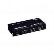 Splitter HDMI 1 entrada - 2 salidas - soporta video 4K