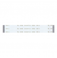Tira cable plano flexible 15 vias 103x16 mm