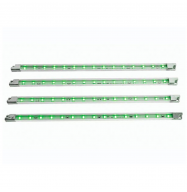Tira de LED decorativa x4 - 12V - verde