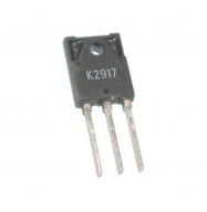 Transistor 2SK2917 MOSFET Canal N 500V 18A